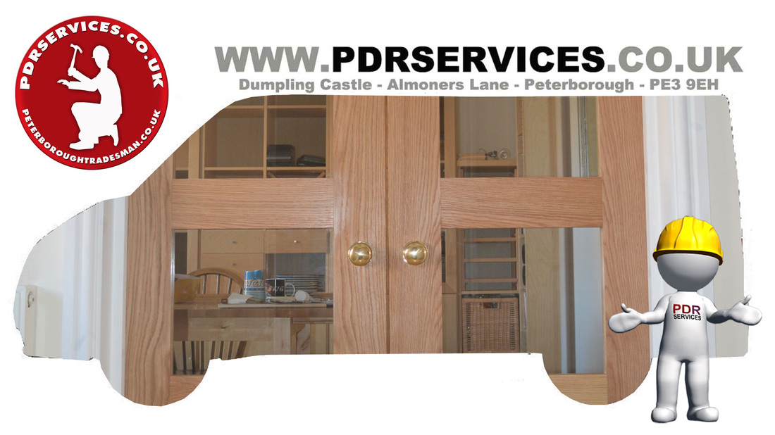 PDR Services Peterborough Builder