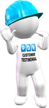 Picture - PDR Building Services Testimonial